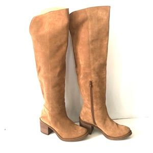 Lucky Brand Ratann Over the knee boots